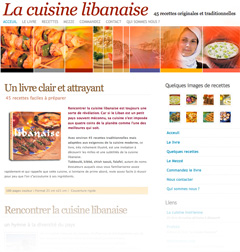 Liens utiles - Cuisine libanaise livre ...